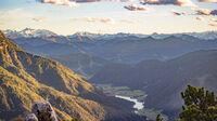 © Defrancesco / Pillersee, Tirol - Ausblick von der Steinplatte / Zum Vergrößern auf das Bild klicken