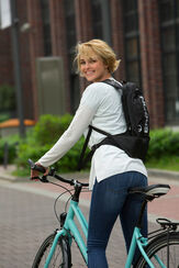 © Aktion Gesunder Rücken (AGR) e.V, / AGR - Radfahren / Zum Vergrößern auf das Bild klicken