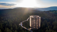 © Erlebnis Akademie AG / Zak / Rogla, Slowenien - Baumwipfelpfad / Zum Vergrößern auf das Bild klicken