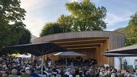 © Edith Spitzer, Wien / Bad Ischl, Salzkammergut - Konzert / Zum Vergrößern auf das Bild klicken
