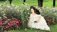 © Edith Spitzer, Wien / Bad Ischl, Salzkammergut - Sisi-Park / Zum Vergrößern auf das Bild klicken
