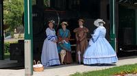 © Edith Spitzer, Wien / Bad Ischl, Salzkammergut - historisch gekleidete Damen / Zum Vergrößern auf das Bild klicken