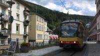 © Edith Spitzer, Wien / Bad Wildbad, Baden-Württemberg - Stadtbahn / Zum Vergrößern auf das Bild klicken