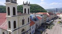 © Edith Spitzer, Wien / Banska Bystrica, SK - Hauptplatz / Zum Vergrößern auf das Bild klicken