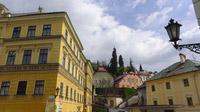 © Edith Spitzer, Wien / Banska Stiavnica, SK - Altstadt / Zum Vergrößern auf das Bild klicken