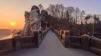 Sächsische Schweiz, Sachsen - Bastei