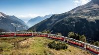 © Rhätische Bahn / Andy Badrutt / Bernina Express, RhB / Zum Vergrößern auf das Bild klicken