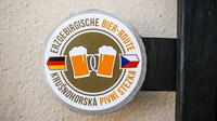 © meeco Communication Services / Erzgebirgische Bier-Route - Logo / Zum Vergrößern auf das Bild klicken
