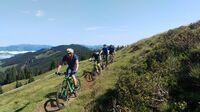 © Wildschönau Tourismus / Rainer Schoner / Wildschönau, Tirol - Bike und Hike / Zum Vergrößern auf das Bild klicken
