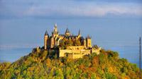 © Deutsche Zentrale für Tourismus e.V./Francesco Carovillano / Bissingen, DE - Burg Hohenzollern / Zum Vergrößern auf das Bild klicken