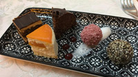 © Edith Spitzer, Wien / BohinerSee, Slowenien - Pri Iovcu_Dessert / Zum Vergrößern auf das Bild klicken