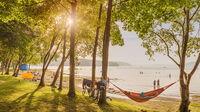© MTK Dagmar Schwelle / Campingplatz Klausenhorn, Bodensee / Zum Vergrößern auf das Bild klicken