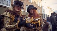 © Jaap Schuurman / Deventer, NL - Charles Dickens-Festival / Zum Vergrößern auf das Bild klicken