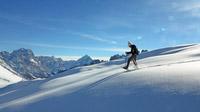 © www.guidedolomiti.com / Cortina d`Ampezzo, Italien - Schneeschuhwandern / Zum Vergrößern auf das Bild klicken
