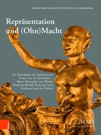 © Böhlau Verlag Wien / Cover Repräsentation und (Ohn)Macht / Zum Vergrößern auf das Bild klicken