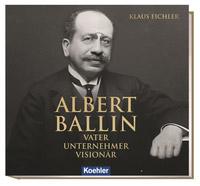 © Koehler Verlag / Cover Albert Ballin / Zum Vergrößern auf das Bild klicken