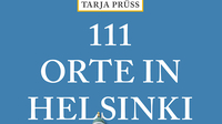 Cover 111 Orte in Helsinki_detail