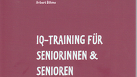 © Aribert Böhme, BoD / Cover IQ-Training_detail