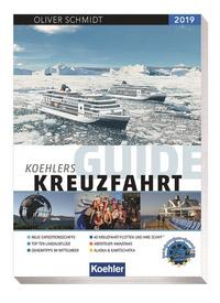 © Koehler Verlag / Cover Kreuzfahrt-Guide / Zum Vergrößern auf das Bild klicken