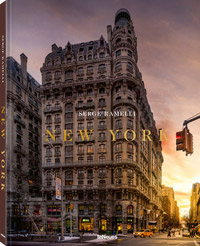 © New York by Serge Ramelli, published by teNeues / Cover New York / Zum Vergrößern auf das Bild klicken