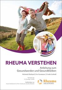 © Rheuma Akademie / Cover Rheuma verstehen / Zum Vergrößern auf das Bild klicken