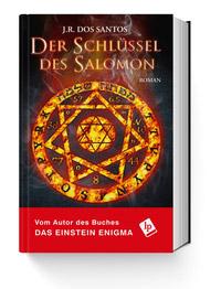 © lazar publishing / Cover Der Schlüssel des Salomon / Zum Vergrößern auf das Bild klicken