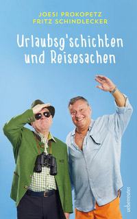 © Ueberreuter Verlag  / Cover Urlaubsgschichten / Zum Vergrößern auf das Bild klicken