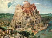 © KHM-Museumsverband / KHM Wien - Ausstellung Bruegel_Der Turmbau zu Babel / Zum Vergrößern auf das Bild klicken