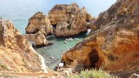 © Claudia Jörg-Brosche / Algarve, Portugal - Ponta de Piedade / Zum Vergrößern auf das Bild klicken