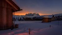 © Daniele Lira / Trentino, Italien - Val di Fassa Passo / Zum Vergrößern auf das Bild klicken