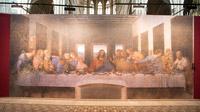 © Robin Consult / Mikes / Votivkirche, Wien - Die großen Meister, Das Abendmahl / Zum Vergrößern auf das Bild klicken