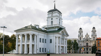 © Depositphotos.ds / Minsk, Belarus - Kathedrale / Zum Vergrößern auf das Bild klicken