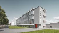 © Deutsche Zentrale für Tourismus e.V./Felix Meyer - Fotografie / Dessau-Roßlau, DE - Bauhaus Dessau