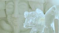 © ALPENIGLU® Dorf / Alpeniglu, Kitzbüheler Alpen - Eiskunst / Zum Vergrößern auf das Bild klicken