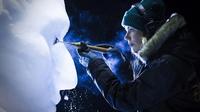 © Klaas Jelmer Sixma / Zwolle, NL - Eisskulpturenfestival / Zum Vergrößern auf das Bild klicken