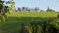 © TMB R. Zibell / Elbdeich, DE - Fahrräder Elbdeich / Zum Vergrößern auf das Bild klicken