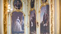 © Tina Herzl, Palais Coburg Fotografin / Palais Coburg, Wien - Familiensalon / Zum Vergrößern auf das Bild klicken