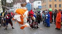 © MTK Aurelia Scherrer / Konstanz, Bodensee - Fasnacht_detail