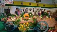 © Trentino Marketing / Trentino, Italien - Gemüsefest / Zum Vergrößern auf das Bild klicken