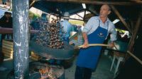 © APT Valsugana / Roncegno, Italien - Kastanienfest / Zum Vergrößern auf das Bild klicken