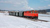 © NÖVOG / Heussler / Waldviertelbahn - Adventfahrt / Zum Vergrößern auf das Bild klicken