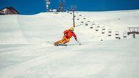 Gemeindealpe Mitterbach, NÖ - Skifahrer