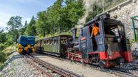 © NÖVOG / Zwickl / Schneeberg, NÖ - Nostalgie-Dampfzug / Zum Vergrößern auf das Bild klicken