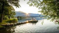 © Archiv MTG / Gert Perauer / Millstätter See, Kärnten - privates Dinner / Zum Vergrößern auf das Bild klicken