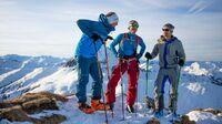 Kitzbüheler Alpen, Tirol - Gipfelsieg