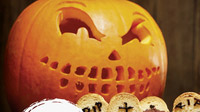 © Bloom`s GmbH / Cover Happy Halloween_detail_Kuerbis