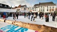 © Harderwijk Hanzesteden Marketing / Harderwijk, NL - Eislaufen / Zum Vergrößern auf das Bild klicken