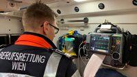 Herzinfarkt - Rettungswagen