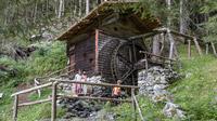 © TVB Osttirol |BergimBild / Defereggental, Österreich - Holzermühle / Zum Vergrößern auf das Bild klicken