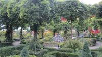 © Edith Köchl, Wien 2019 / Bantry, Irland - Gartenanlage / Zum Vergrößern auf das Bild klicken